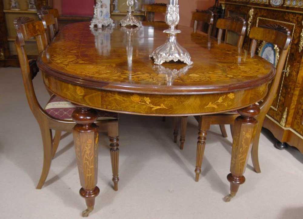 English Victorian Walnut Dining Table amp 8 Regency Chairs Set : english victorian walnut dining table and 8 regency chairs set 1268170100 product 17 from www.canonburyantiques.com size 1000 x 725 jpeg 77kB