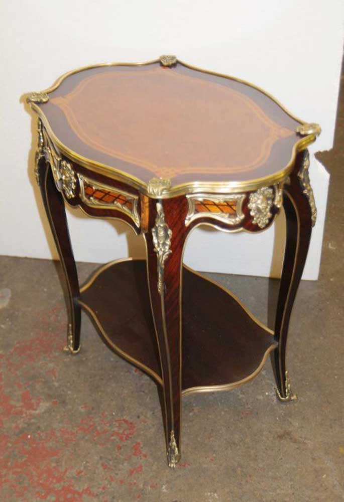 French Empire Side Table Cocktail Centre Tables