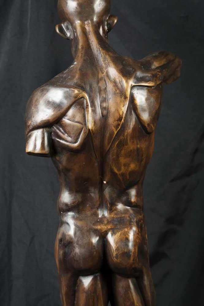 Vintage naked male-8744