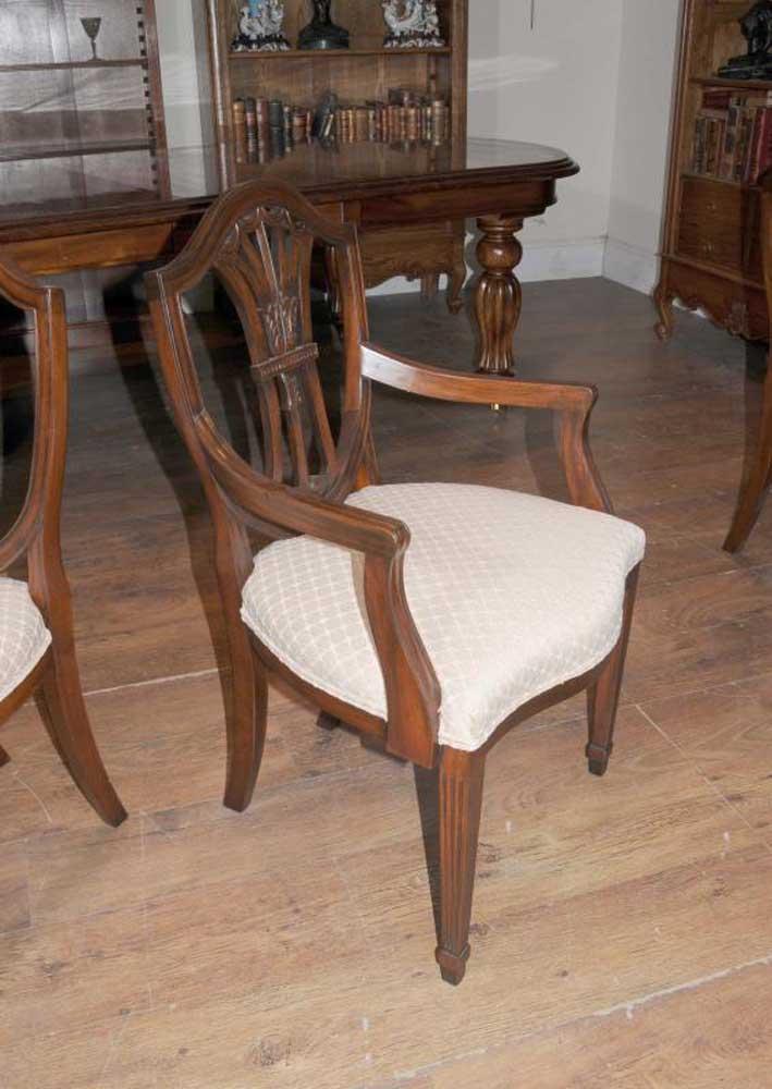 Mahogany Dining Table Chairs Victorian Extender Amp Sheraton