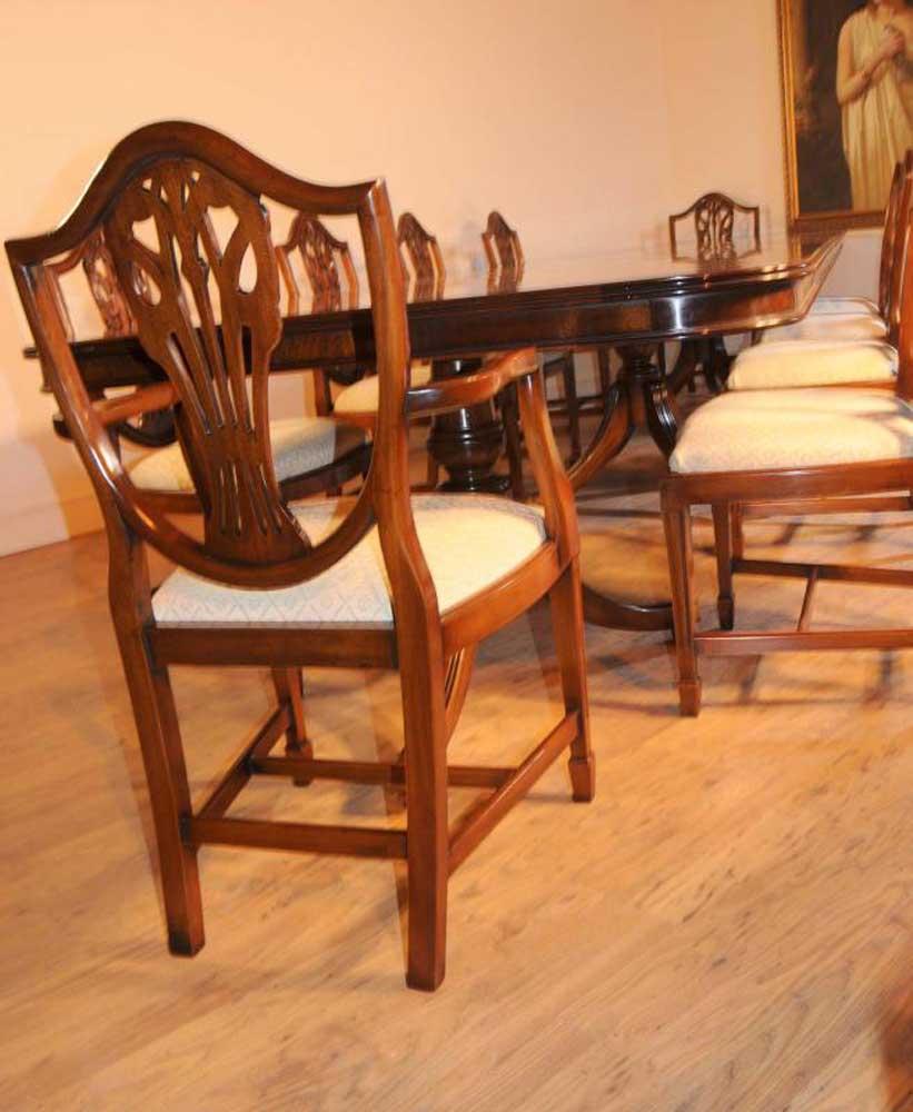 Mahogany Regency Dining Set Table amp Prince Wales Chairs eBay : mahogany regency dining set table and prince wales chairs 1331062472 product 1 from www.ebay.co.uk size 821 x 1000 jpeg 81kB