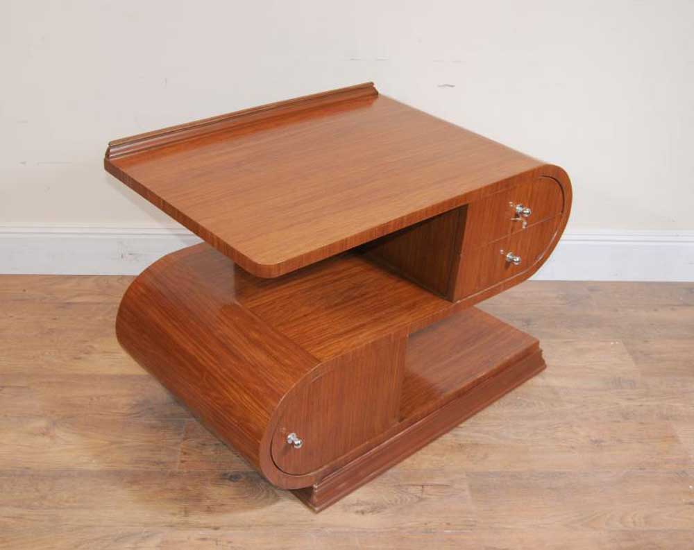 Modernist Art Deco Coffee Table Tables