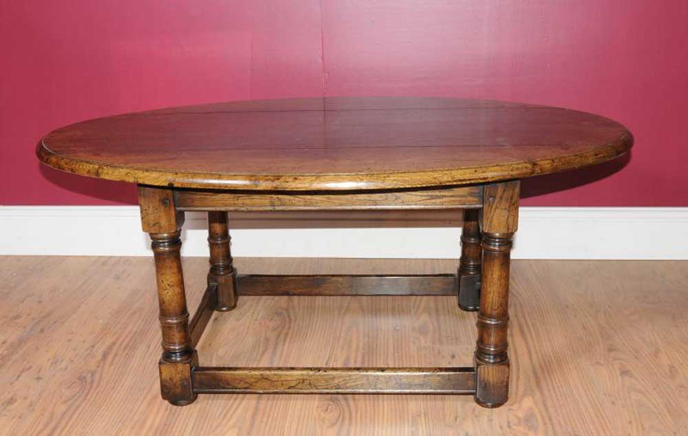 Oak farmhouse coffee table refectory tables Farmhouse coffee tables