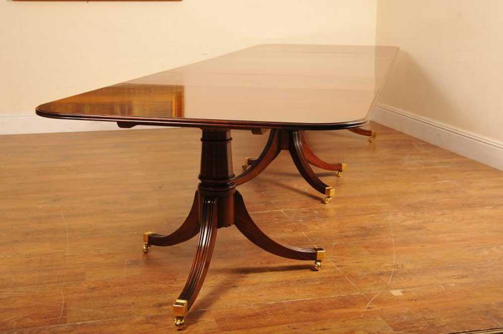 pedestal dining table set - photo #36