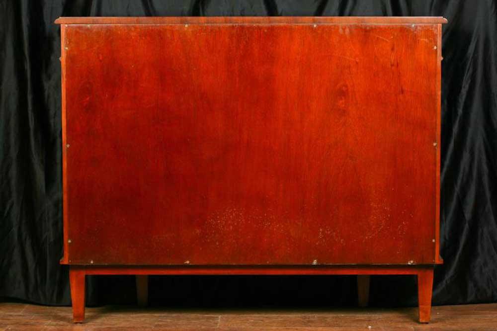 Regency Walnut Sideboard Buffet Server Credenza