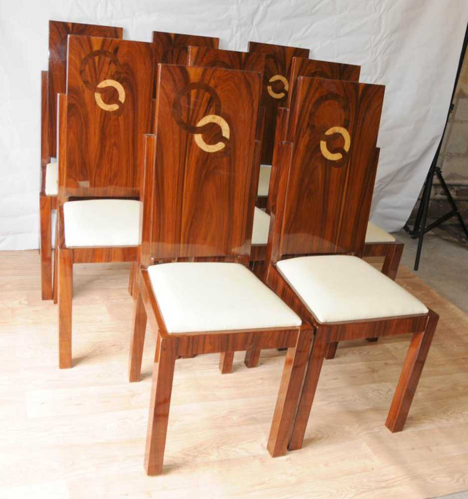 set art deco dining chairs inlay chair s furniture art deco dining chairs art deco dining chairs