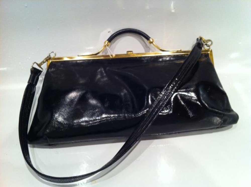 Vintage Jane Shilton Leather Handbag