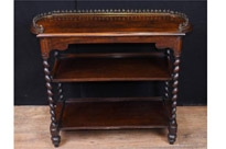 Regency Rosewood Table Stand