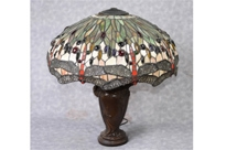 Art Nouveau Tiffany Table Lamp
