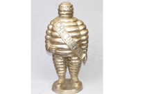 French Bronze Michelin Man Figurine Statue