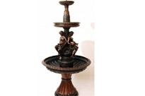 Italian Bronze Fountain