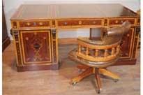 Regency Partners Desk