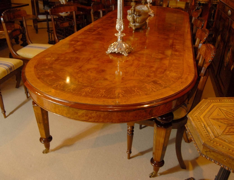 Dining Table 12 Foot Dining Table