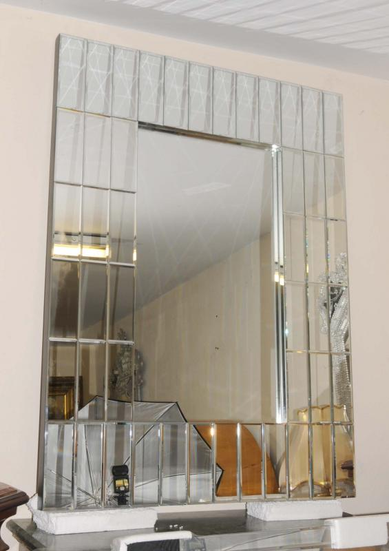 Photo of 3 ft Art Deco Mantle Mirror Glass Mirrors Interior Design