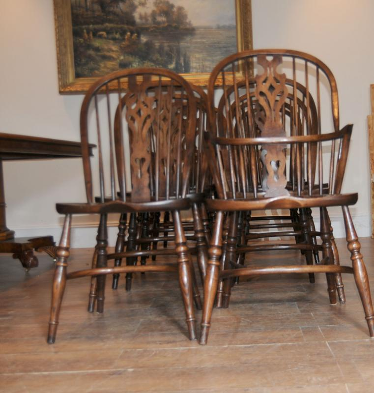 Very Best Photo of 8 Antique Windsor Kitchen Dining Chairs Set 761 x 800 · 71 kB · jpeg