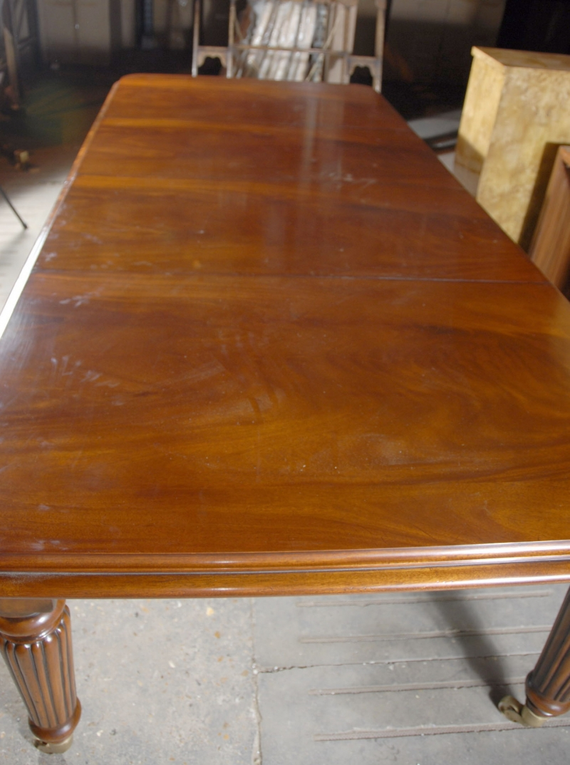 Photo of 9 foot Victorian Extending Dining Table