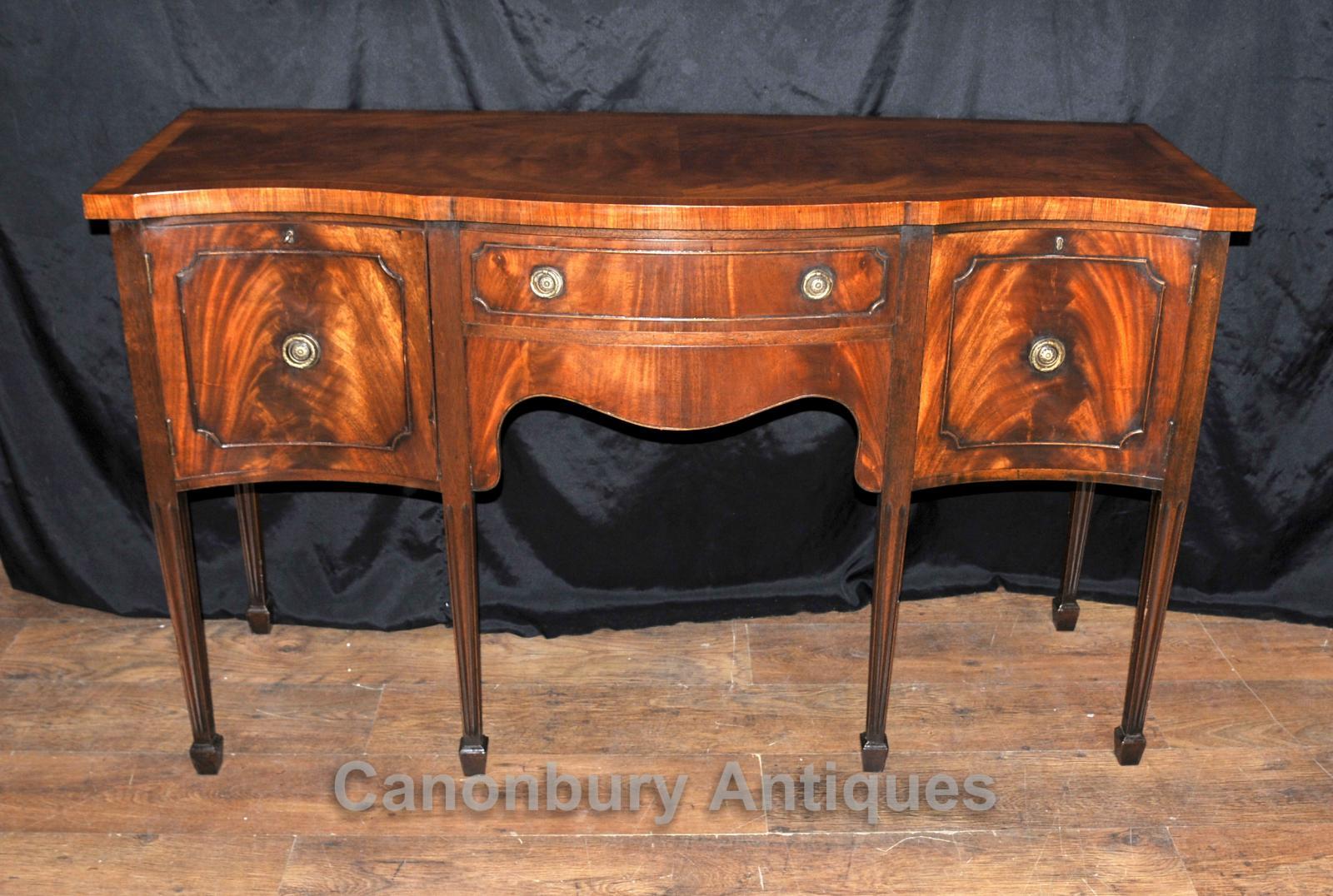 mahogany sideboard server buffet antique sheraton sideboard server buffet mahogany 7326