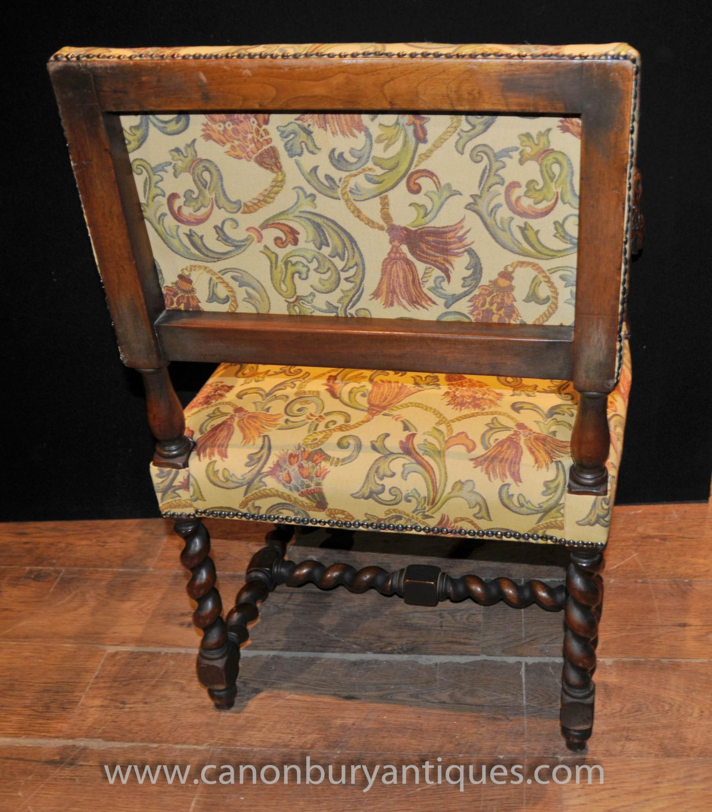 Antique italian chairs - Additional Images