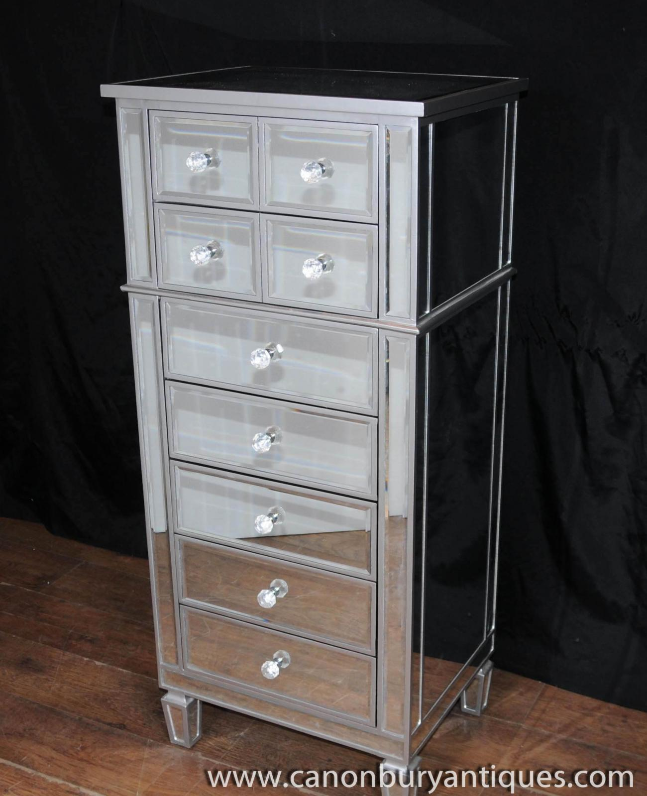 #654534 Photo Of Art Deco Mirror Chest Drawers Tall Boy Mirrored Furniture with 1300x1600 px of Best Tall Mirrored Chest Of Drawers 16001300 image @ avoidforclosure.info