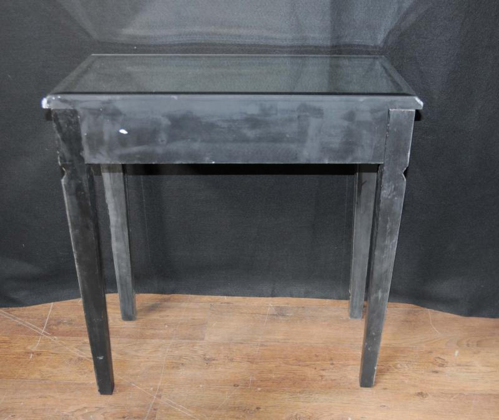 art deco mirrored console table hall tables ebay