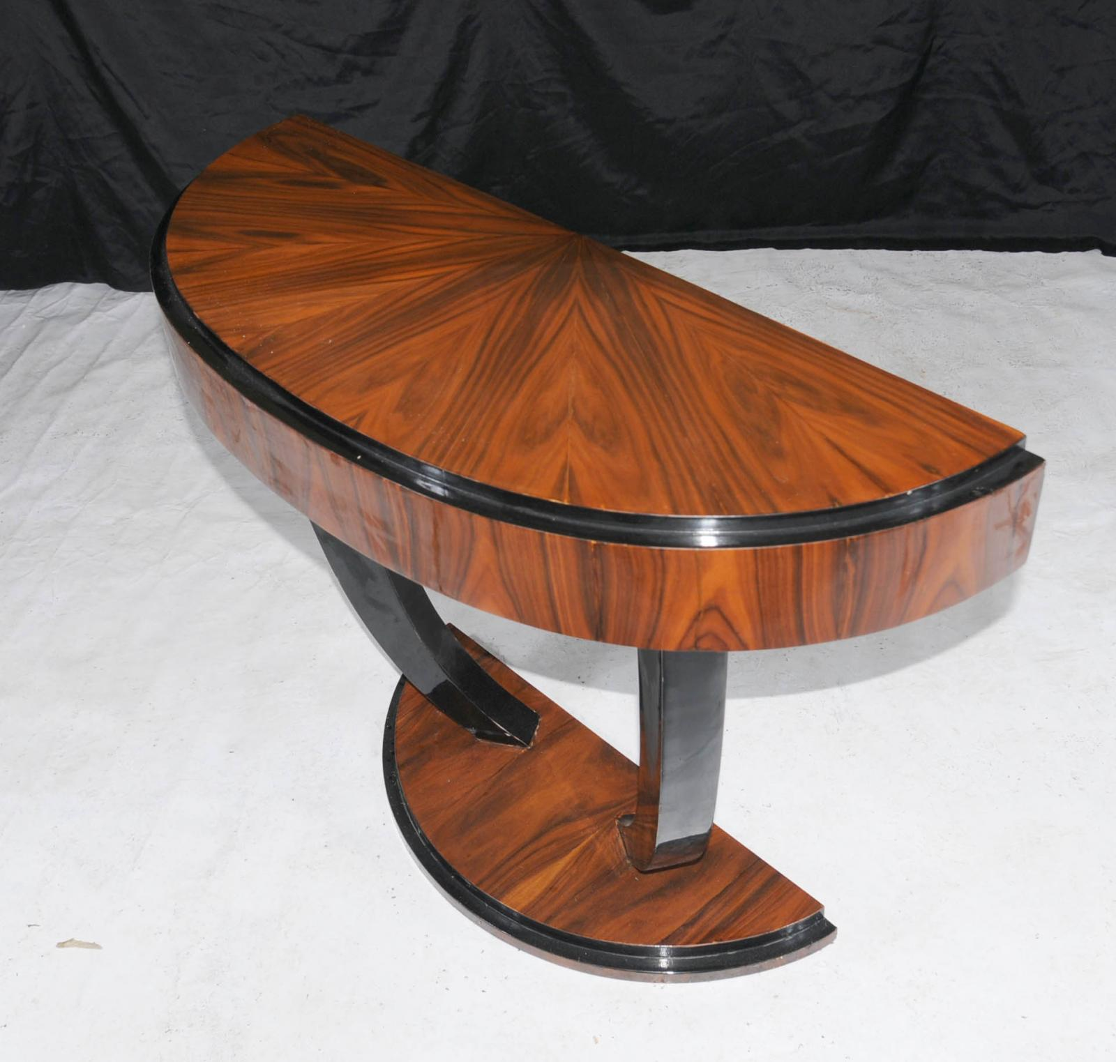 Art Deco Foyer Table : Art deco modernist console table hall tables s