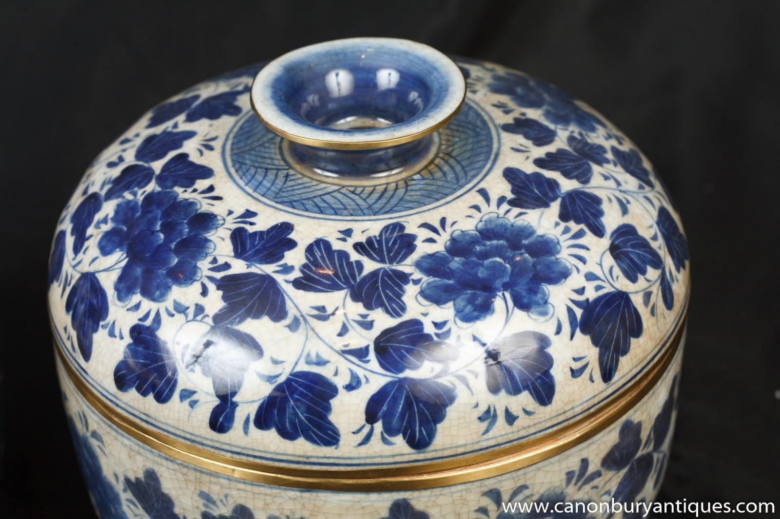 Blue and white pottery - Contact Us Viewing Goods
