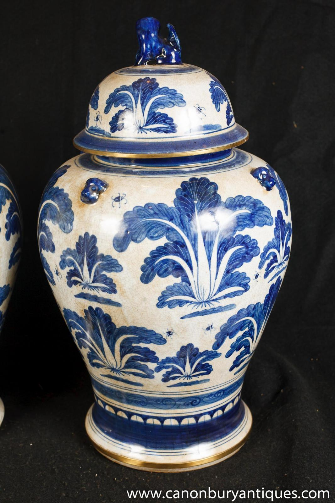 Blue and white pottery - Additional Images