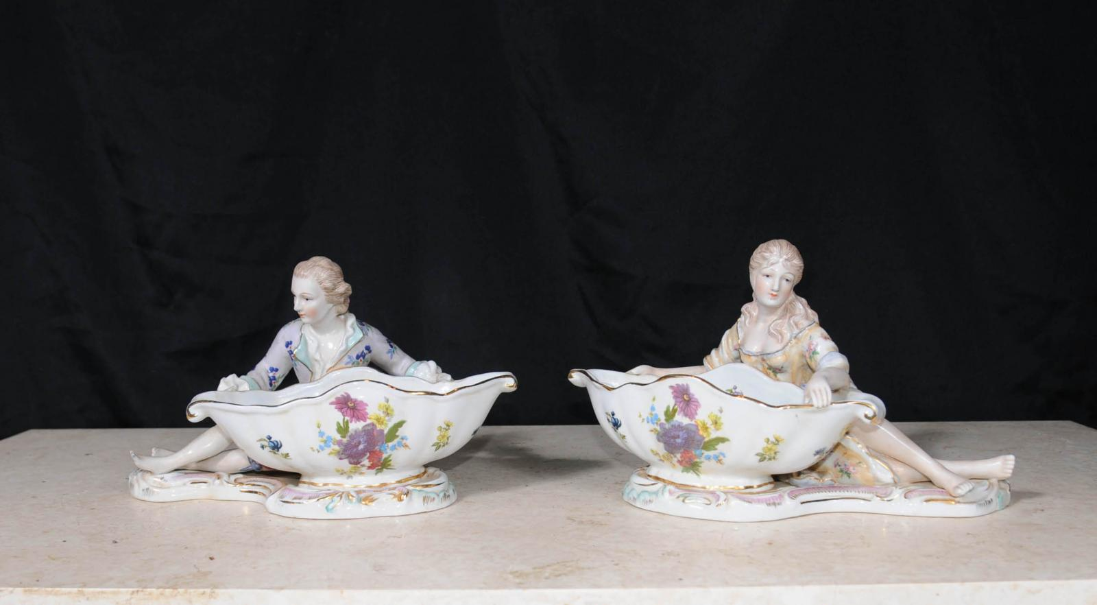 Pair Dresden Porcelain Figurine Dishes Bowls German  : Pair20Dresden20Porcelain20Figurine20Dishes20Bowls20German20Pottery 1364357661 zoom 23 from www.ebay.co.uk size 1600 x 882 jpeg 85kB