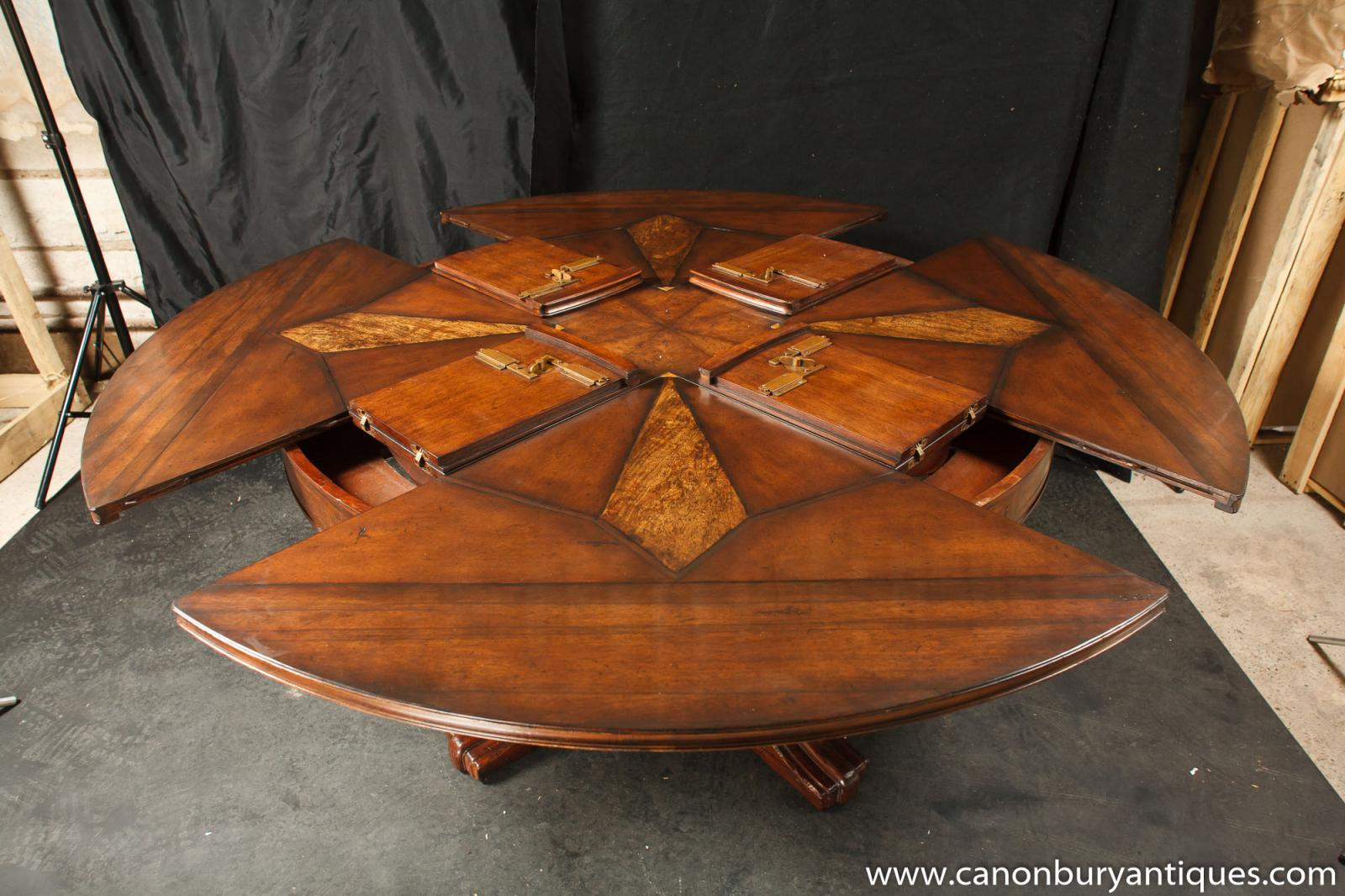expanding round dining table marvellous expandable dining table