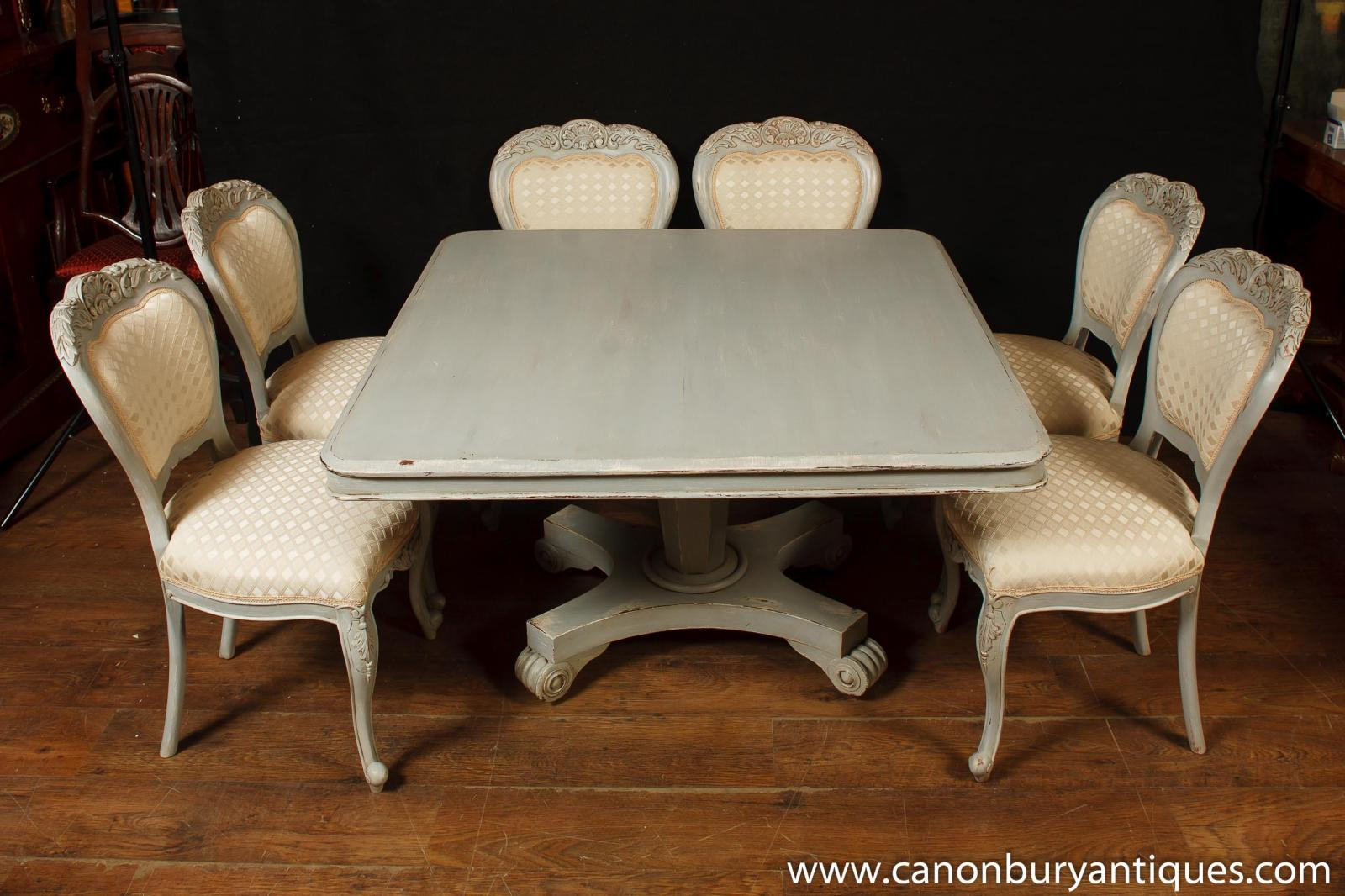 dining table and 8 chairs ebay images