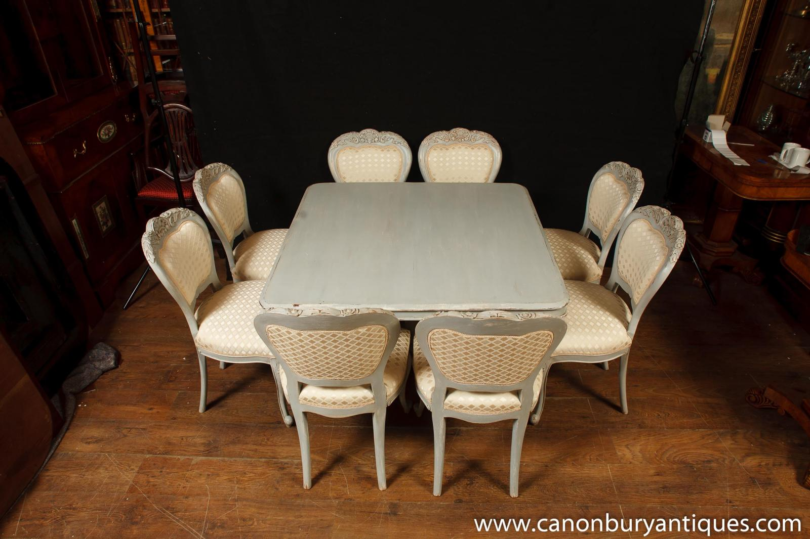Rustic painted dining chairs - Rustic Painted Dining Chairs