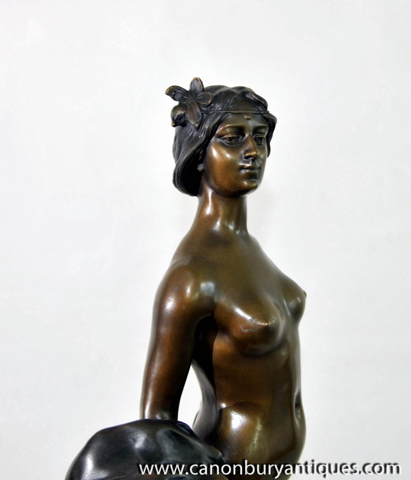 Bronze Nude Statues 107