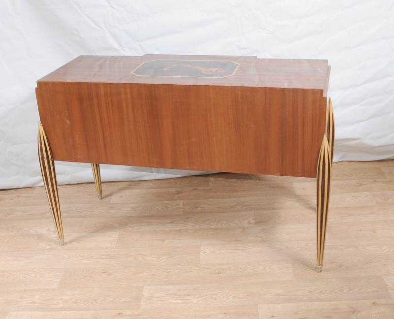 Photo of Art Deco Chest Drawers Sideboard Buffet Server Dining Furniture