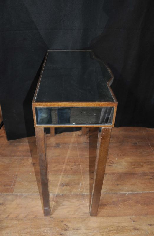Photo of Art Deco Mirror Console Table Mirrored Hall Tables Furniture