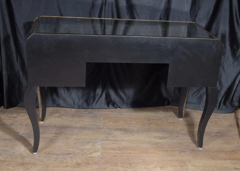 Photo of Art Deco Mirrored Dressing Table Writing Desk