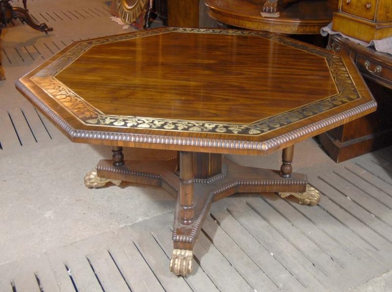 Octagon Kitchen Table. Cheap Octagonal Light Oak Extending ...
