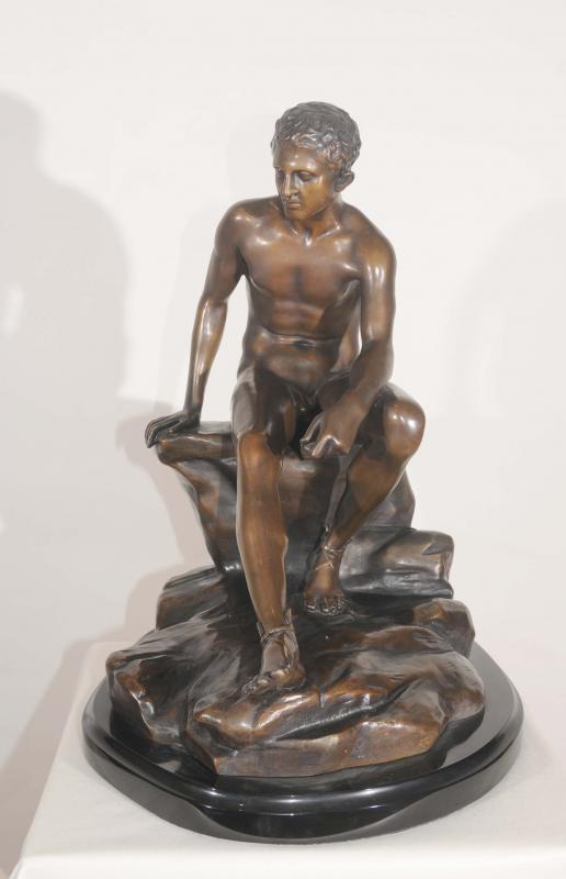 Bronze Nude Statues 43