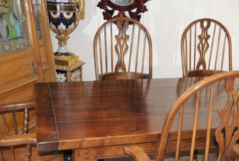 Outstanding Photo of Refectory Table Windsor Chair Kitchen Dining Set 800 x 539 · 65 kB · jpeg