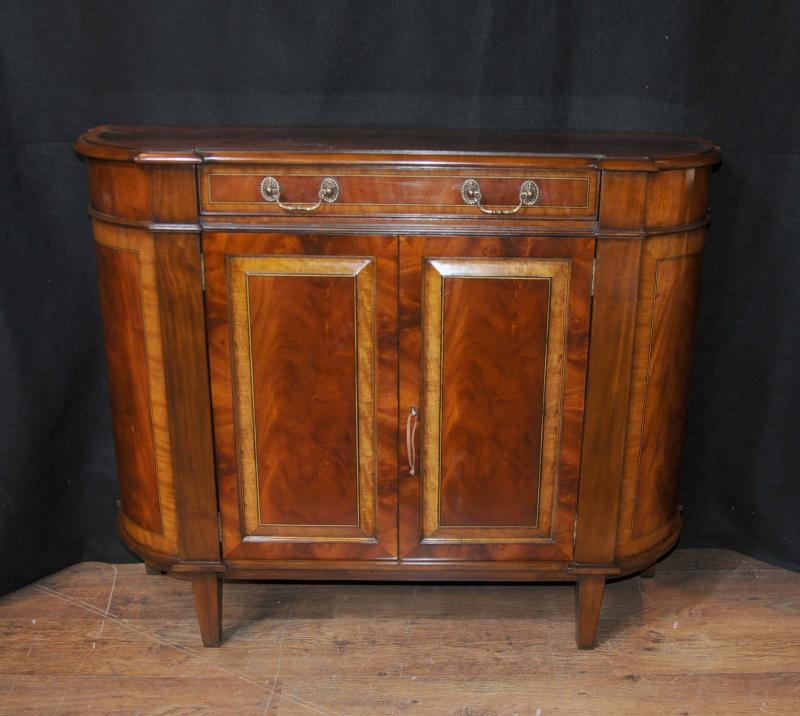 Regency Sideboard Server Buffet Cabinet English Furniture