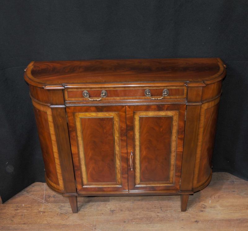 Photo of Regency Sideboard Server Buffet Cabinet English Furniture
