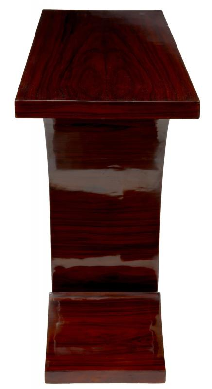 Stylish Home Design Ideas: Classic Rosewood Console Table
