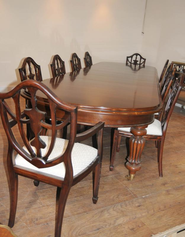 Dining Table Victorian Dining Table And Chairs : victorian dining table set 10 federal chairs suite 1282755137 zoom 12 from diningtabletoday.blogspot.com size 625 x 800 jpeg 61kB