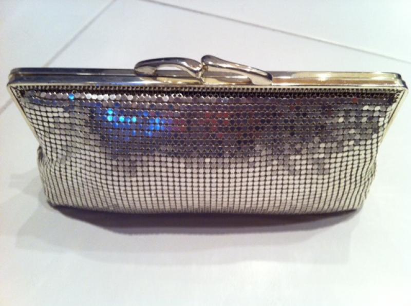 Photo of Vintage Glomesh Clutch Bag