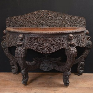 Burmese Furniture
