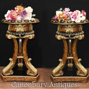 French Antiques - Louis XVI, Empire, Bureau Plats, Commodes and Cabinets